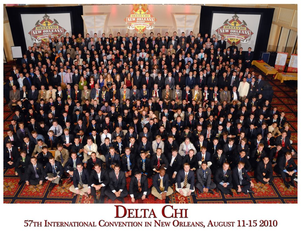 57th Delta Chi Convention | New Orleans Convention | BenDundas.com