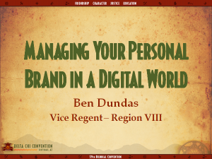 managing-your-personal-brand