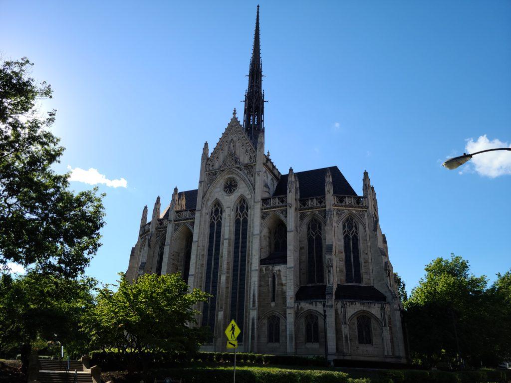 Heinz Chapel in Pittsburgh