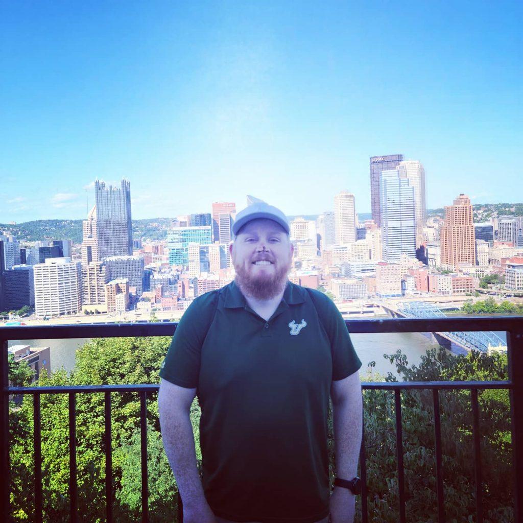 Me on Mt Washington